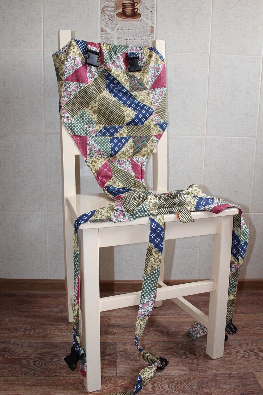 Как сшить дорожный детский стульчик