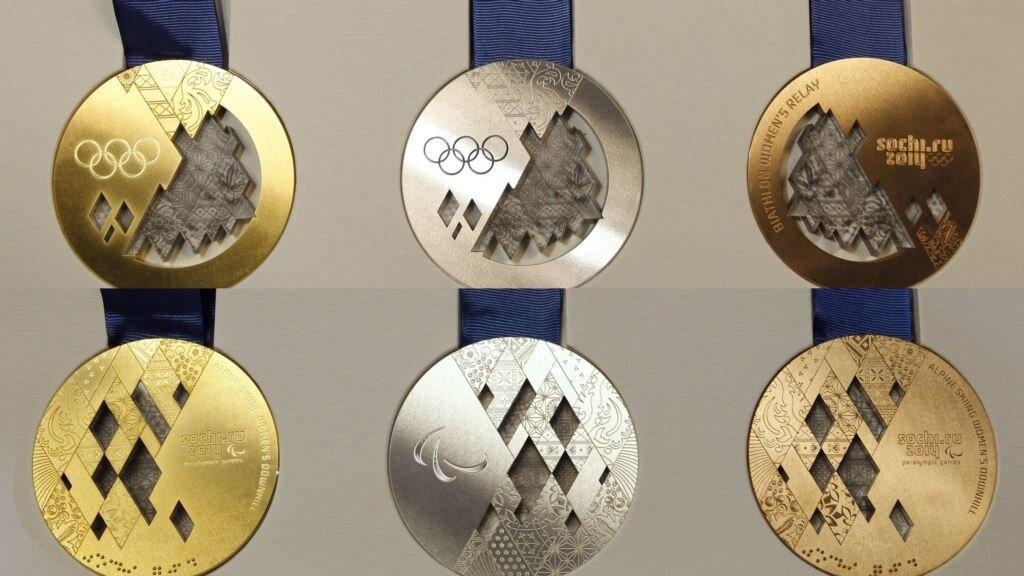 Повод для гордости: золотая медаль Олимпийских игр