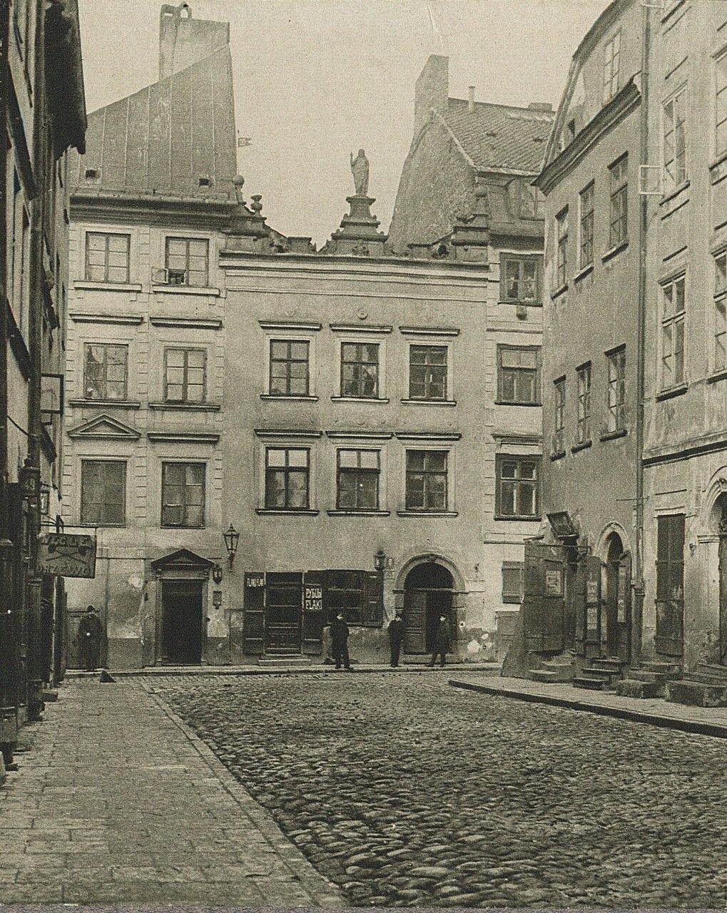 Варшава. Старо место