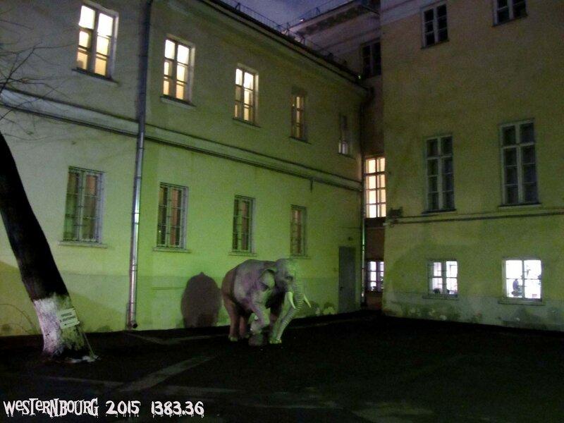 1383.36 Слон на задворках