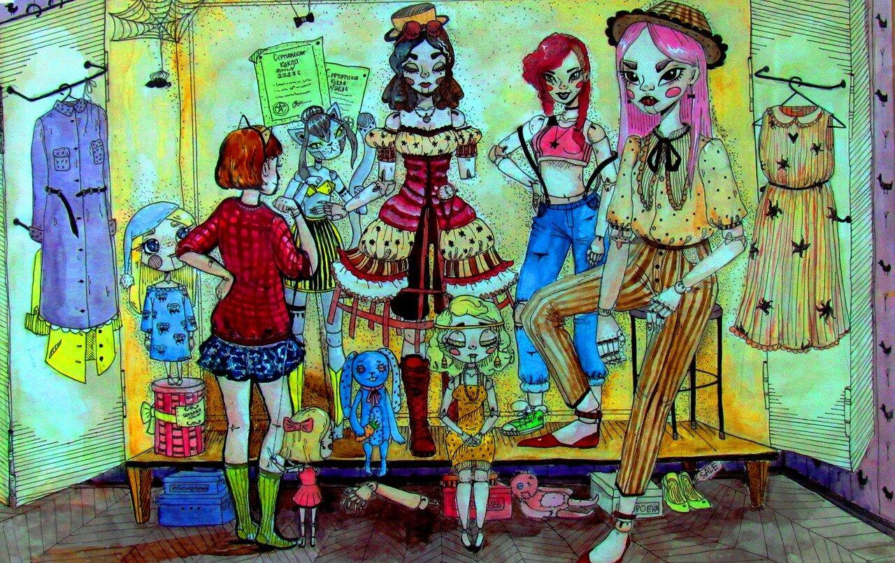 дарья колыванова, 13 лет. мои куклы.jpg