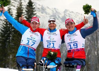 Российская сборная на Паралимпиаде в Сочи завоевала 80 медалей