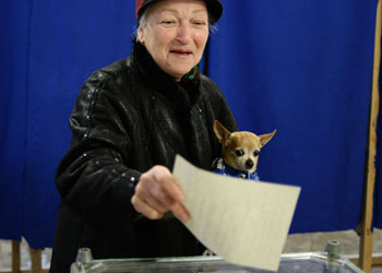 Референдум в Крыму состоялся, жалоб в ходе него не было