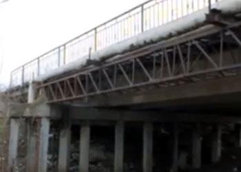 Назван очередной срок окончания ремонта моста по ул. Паровозной