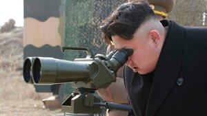 В КНДР провели пуск баллистической ракеты с подводной лодки