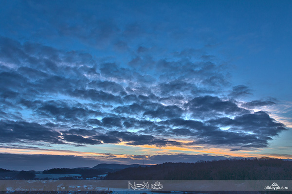 У природы нет плохой погоды, выпусb50к #07 | Кочуют в небе облака ...