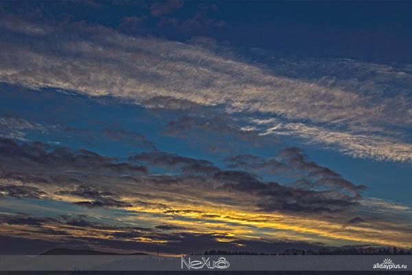 У природы нет плохой погоды, выпуск #07 | Кочуют в небе облака ...