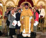 Православный день семьи и VI выпуск приходских Богословских курсов при Донском храме г.Мытищи