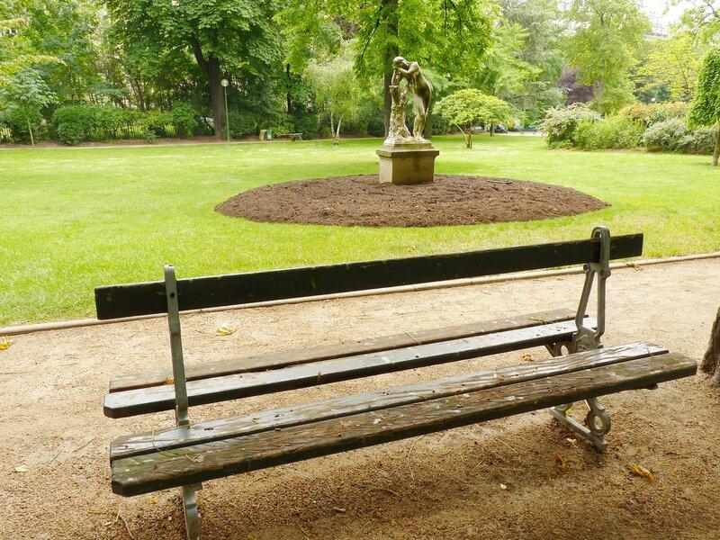 Сады Ранелага в Париже