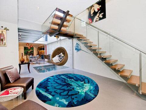 Квартира с бассейном