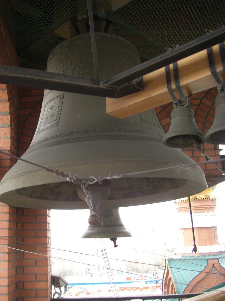 Самый большой колокол - Благовест (25.04.2014)