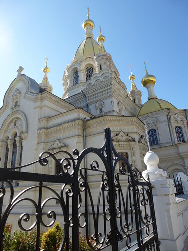 Крым, Севастополь, Россия, архитектура,