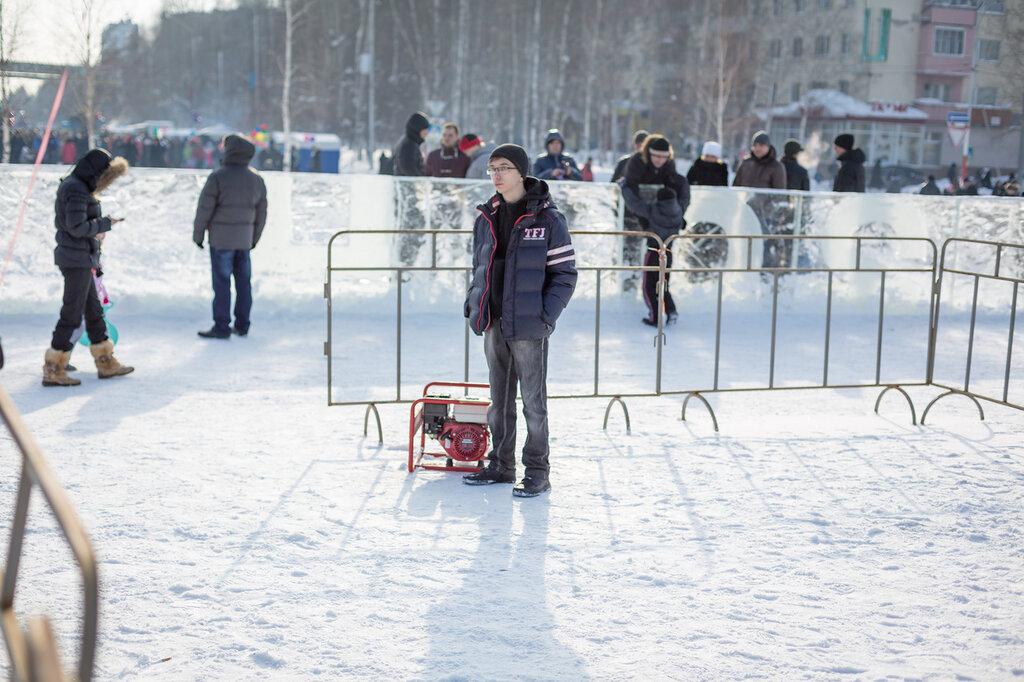 Проводы зимы
