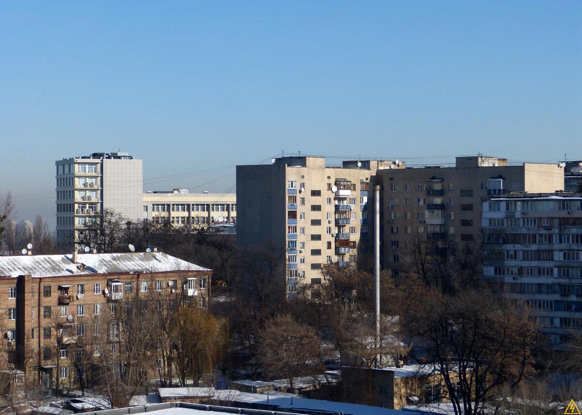 Поликлиника-недострой в Киеве