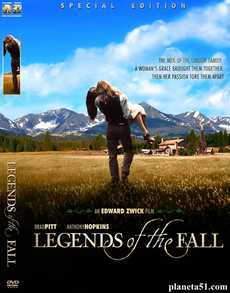 Легенды осени / Legends of the Fall (1994/HDRip)