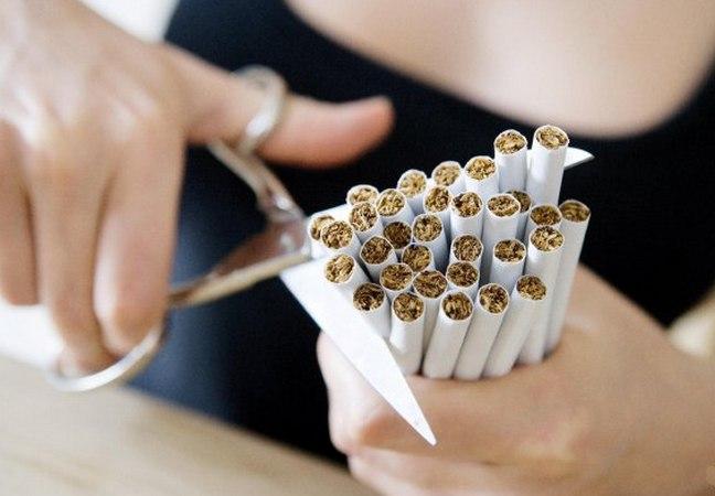 как отказаться от курения