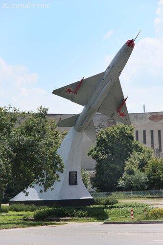 Моздок - город военных лётчиков