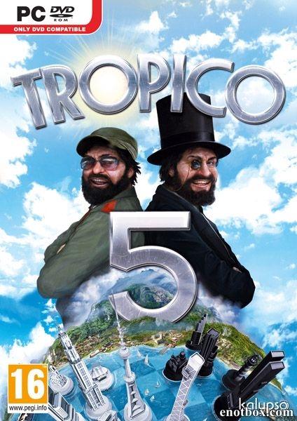 Tropico 5 (2014/RUS/ENG/MULTi6/Full/Repack)