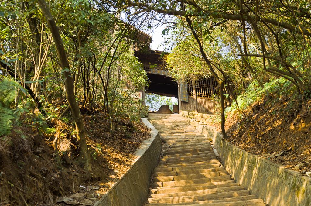 Фото 4. По пути к чуду. Приключения в национальном парке Чжанцзяцзе в Китае