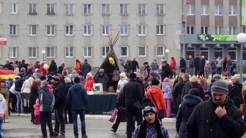 XVIII фестиваль саамской музыки и культуры, Оленегорск