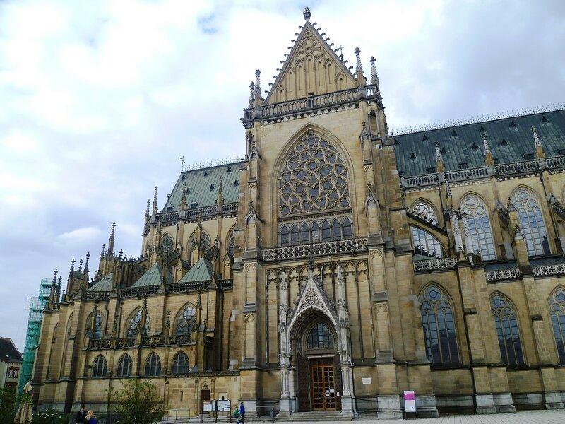 Линц, Австрия - Новый собор (Linz, Austria - New Cathedral)