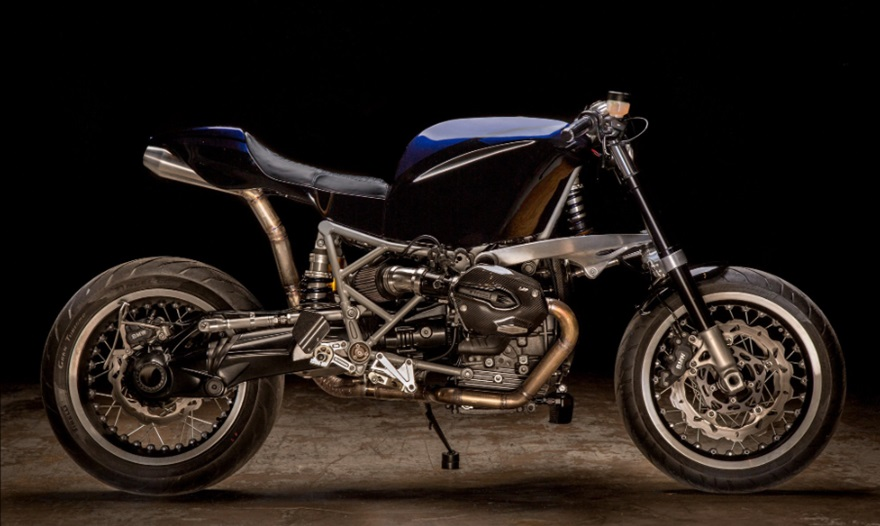 Revival Cycles: кастом BMW R1200S
