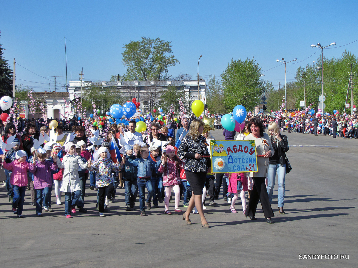 9 мая 2014 в Троицке