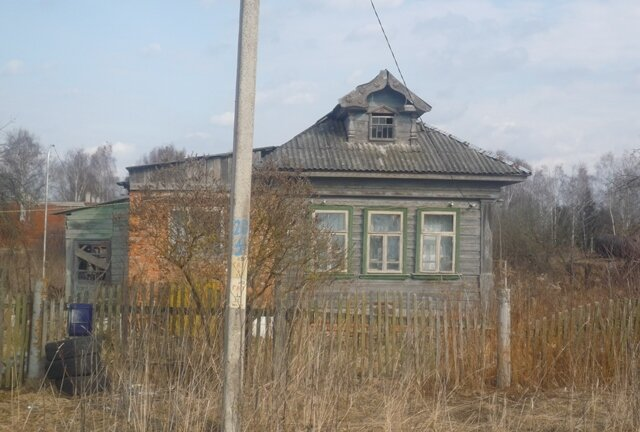 Дом Николая Тряпкина