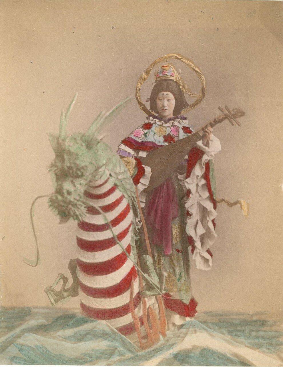 Богиня Бендзайтен
