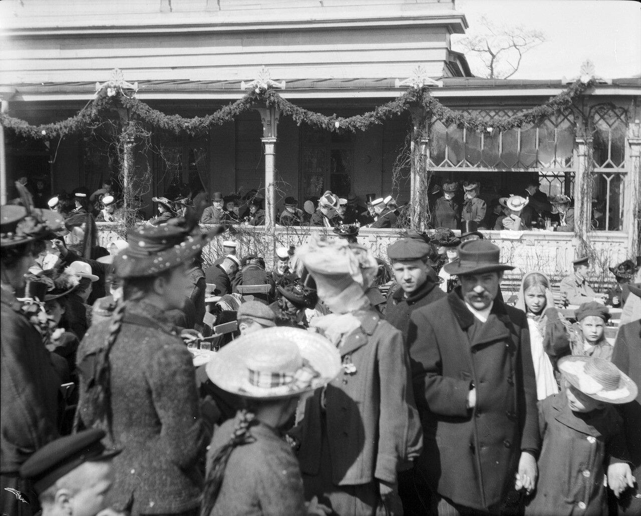 Каисаниеменкату, 1 мая 1906