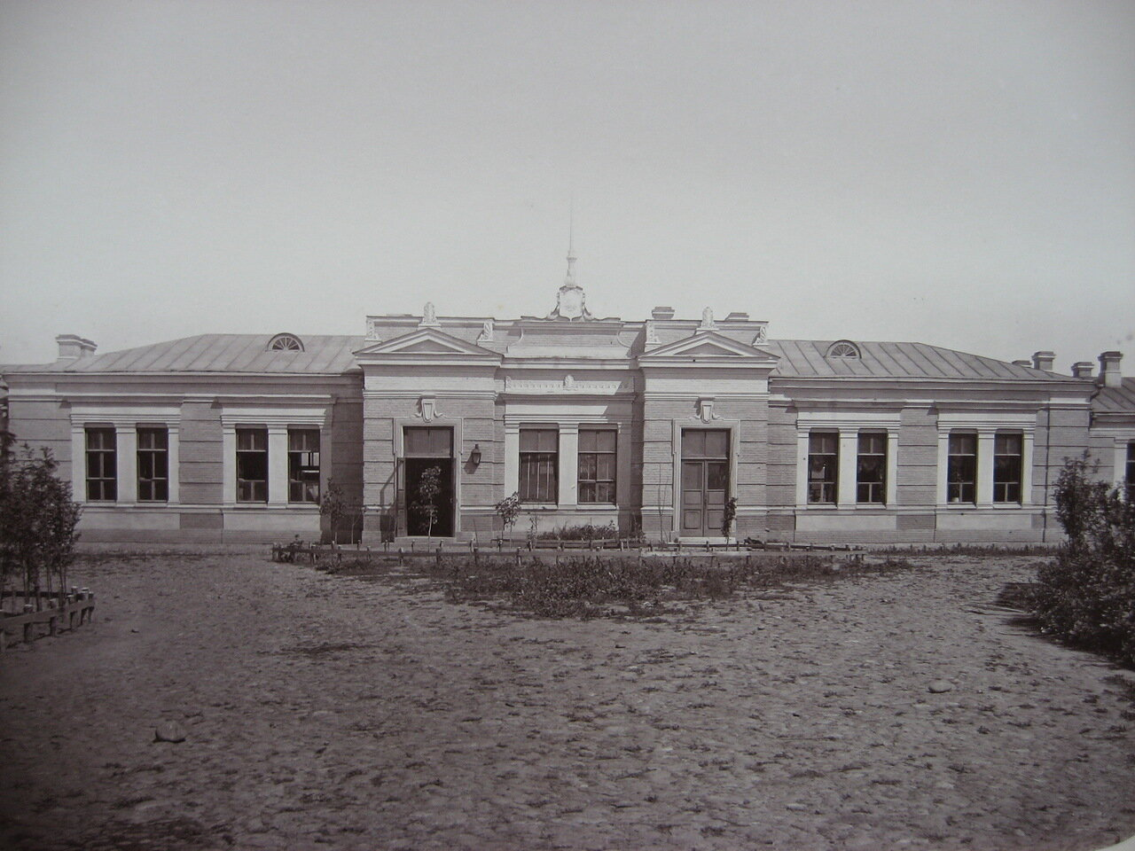 6. Вокзал станции Кавказская