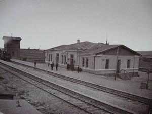 7. Станция Армавир