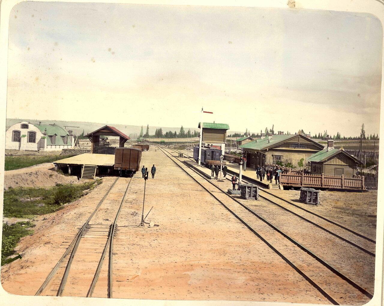 05. Станция Лёвшино