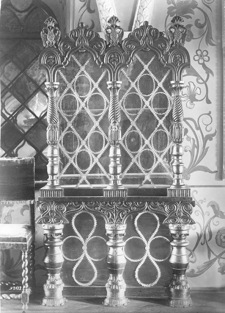 Столовая палата в Теремном дворце. Шкаф