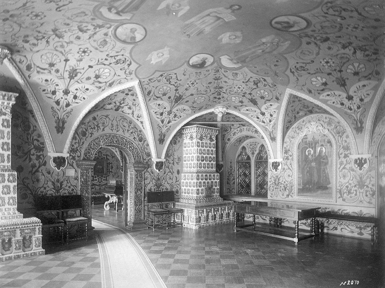 Столовая палата в Теремном дворце