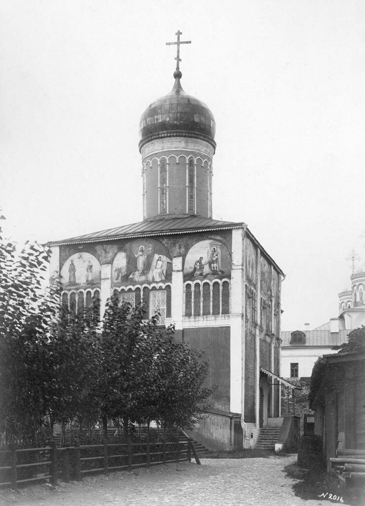 Чудов монастырь. Церковь Михаила Архангела