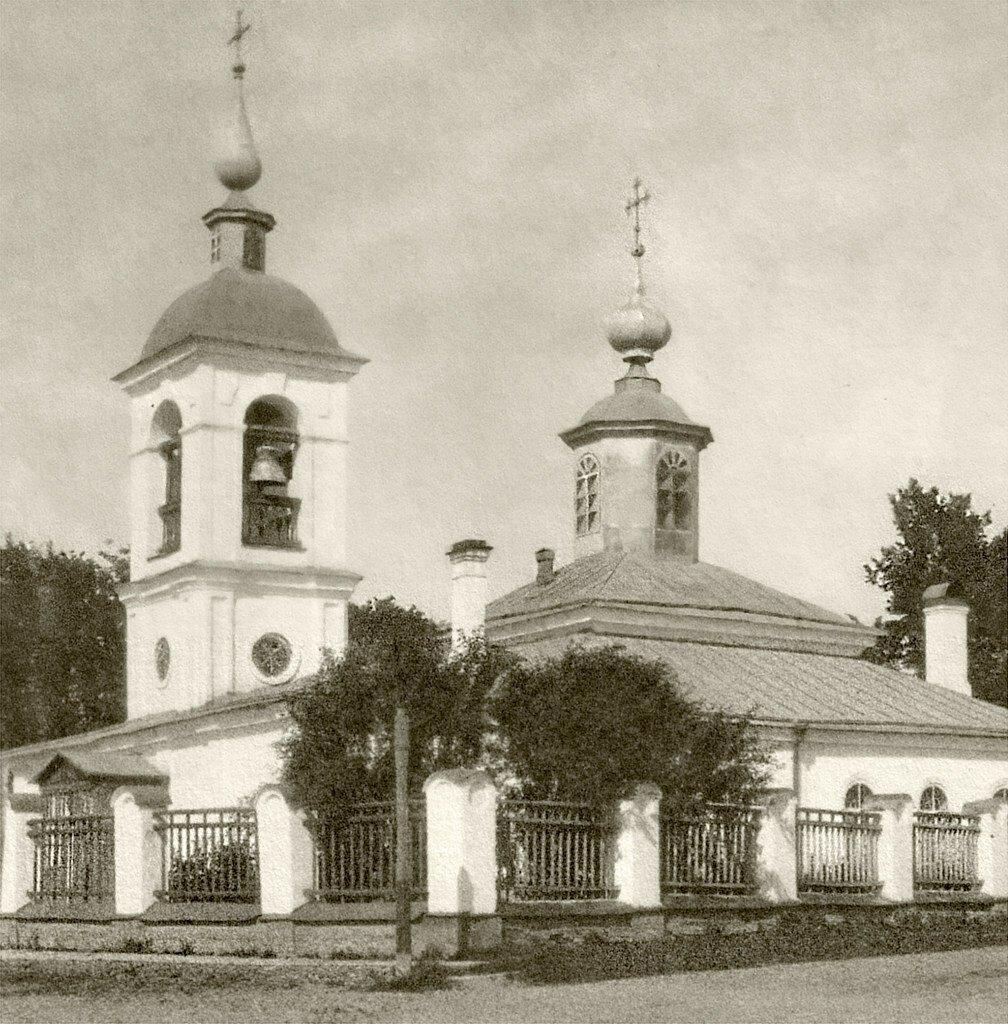 Церковь Николо-Кочановская (св. Пантелеймона)