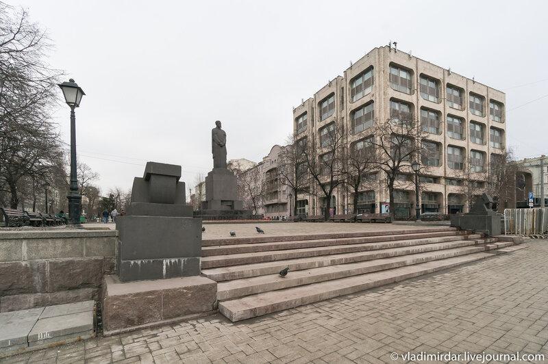 Тверской бвльвар - Никитские ворота