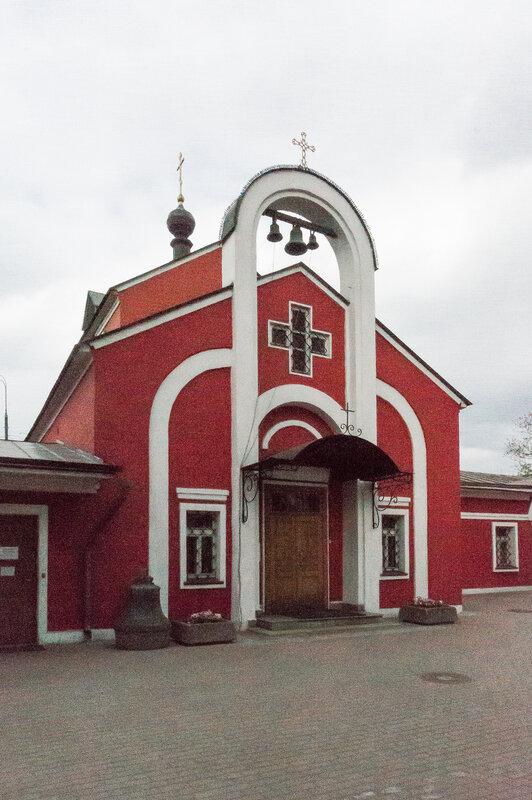 Подворье храма иконы Божией Матери «Знамение» в Переяславской слободе