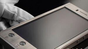 Анонсирован Android-смартфон в титановом корпусе