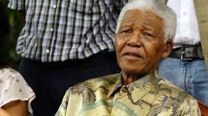 Скончался бывший президент ЮАР Нельсон Мандела