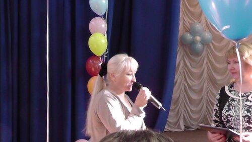Концерт к Международному дню инвалида в детском доме ДОС - Светлана Пискун