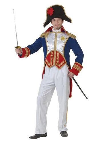 Мужской карнавальный костюм Наполеон 2