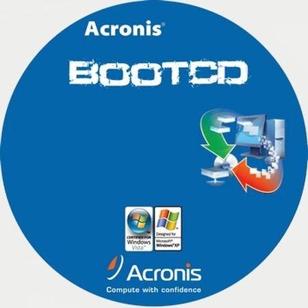 Acronis BootCD WinPE-Based (23.11.2013) [Ru]