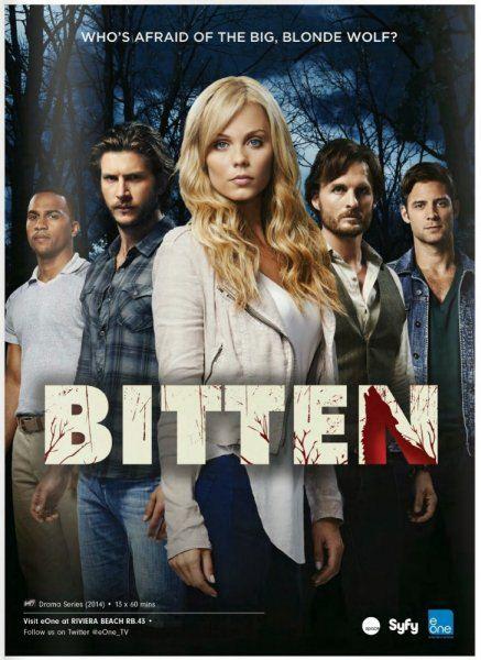 Укушенная / Bitten (1 сезон/2014/WEB-DL 720p/WEB-DLRip/HDTVRip)