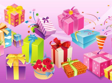 Новогодние подарки открытки фото рисунки картинки поздравления
