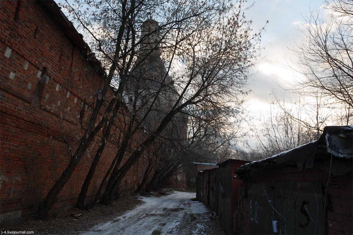 фотопутешествия, фототуризм, фото, Москва, Симонов Успенский монастырь