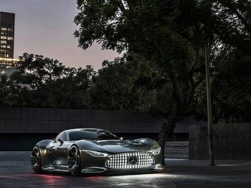 Самый красивый Mercedes все же воплотится в реальность