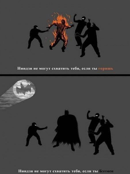 Защита от ниндзя