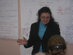 Семинар членов Методсовета НГСП, Байкал, июнь 2011